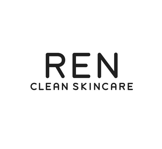 Logo Ren clean skincare - Marque naturelle des Rituels d'Ô