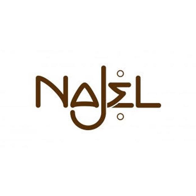 Logo Najel - Marque naturelle des Rituels d'Ô