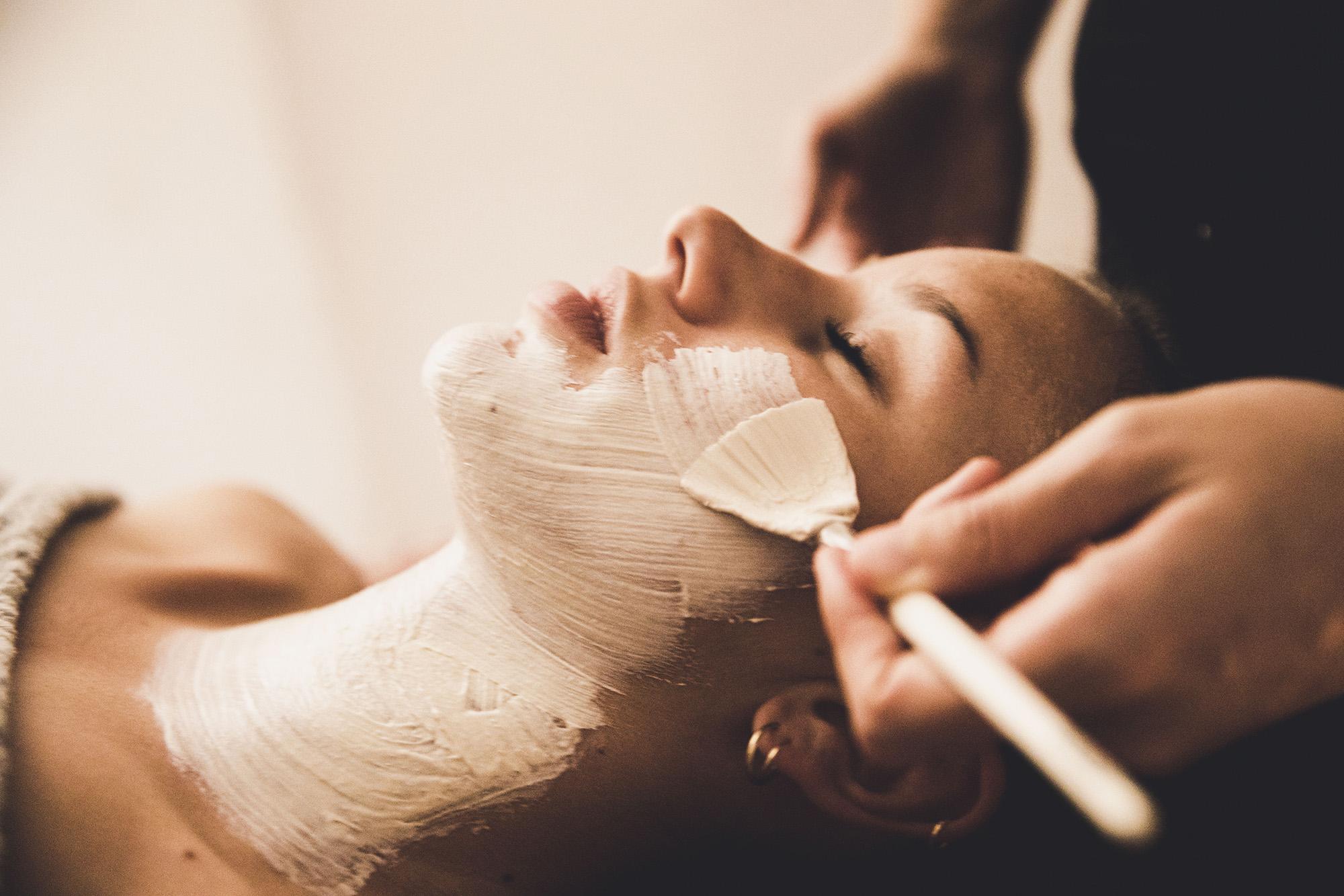 Les soins du visage